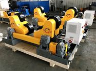 Self Aligned Pipe Welding Rotator Rollers Turning Rolls Automatic Adjusted