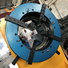 3 Jaw 4 Jaw Type Self Centering Positioner Chuck Welding Long Life