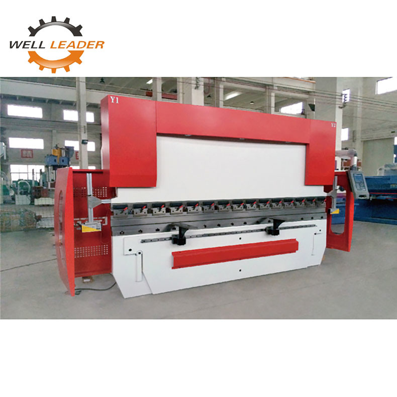 Universal Semi Automatic Sheet Metal Bending Machine With High Efficiency